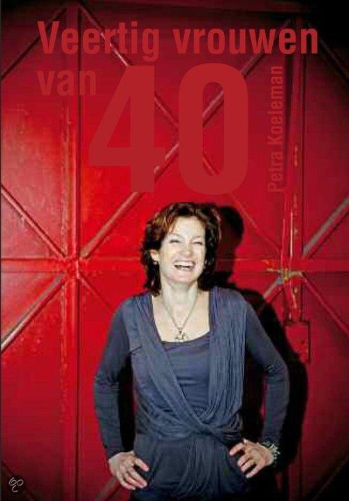 COVER_Veertig vrouwen van 40